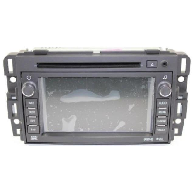 Buick Cadillac Chevrolet GMC Delphi Navigation Radio Map Mechanism DVD-M3.5 87 - Factory Radio Repairs