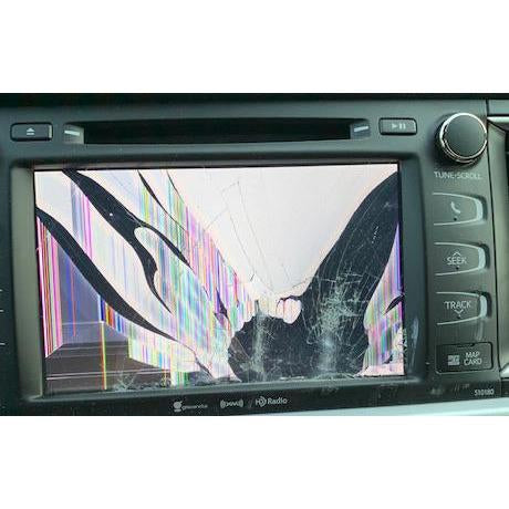 Toyota Highlander Entune 2.0 8 inch LCD and Touchscreen - Factory Radio Repairs