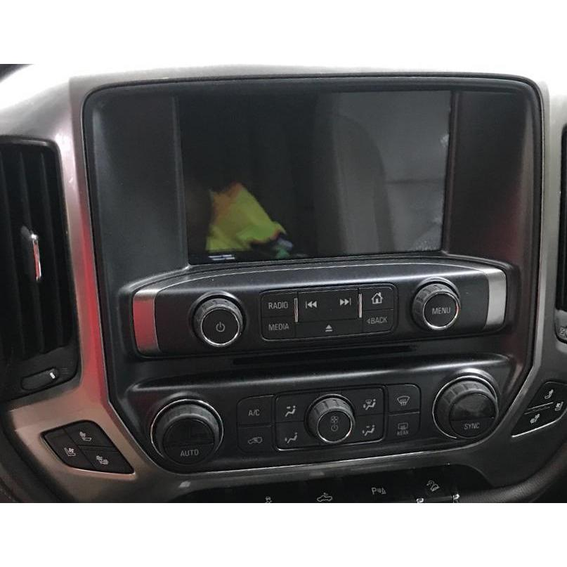Chevrolet GMC Mylink 8 inch Resistive Replacement LCD with Touchscreen - FRR