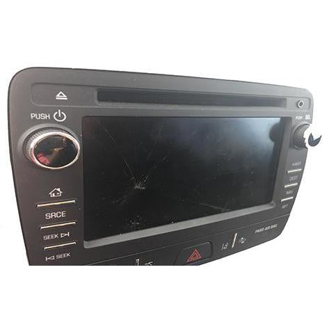 Buick Chevrolet GMC Delphi Mylink Radio 6.5 inch Touchscreen TJ065MP01BT - Factory Radio Repairs