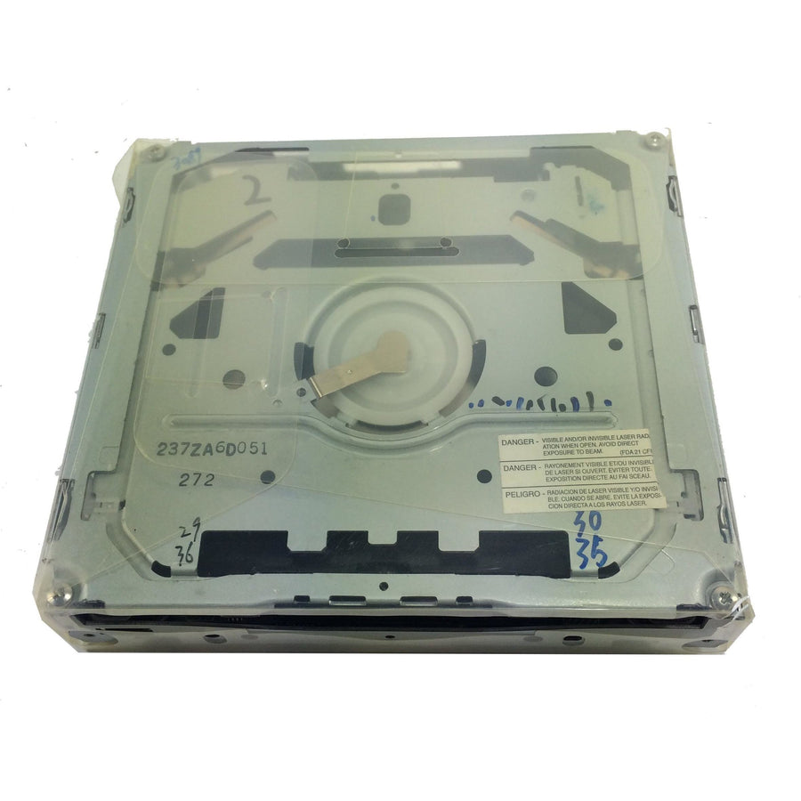 Chevrolet GMC Hummer Denso Radio Replacement CD DVD Drive (2007-2008) - FRR
