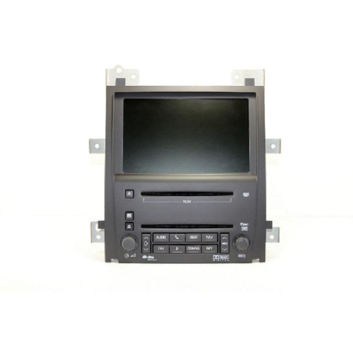 Cadillac Escalade Delphi SuperNav Radio 6 CD DVD Changer 25798198 - Factory Radio Repairs