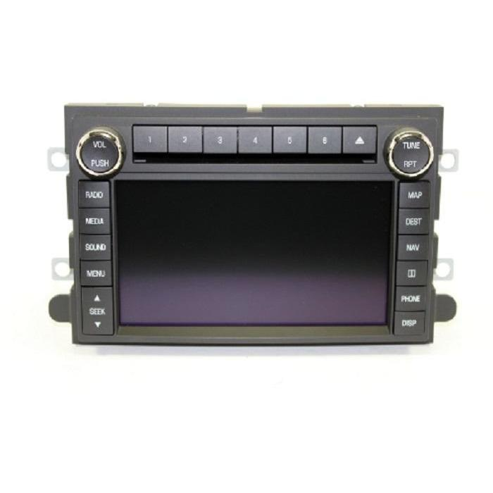 Ford Lincoln Xavani Clarion with Sync Radio CD DVD Mechanism - FRR