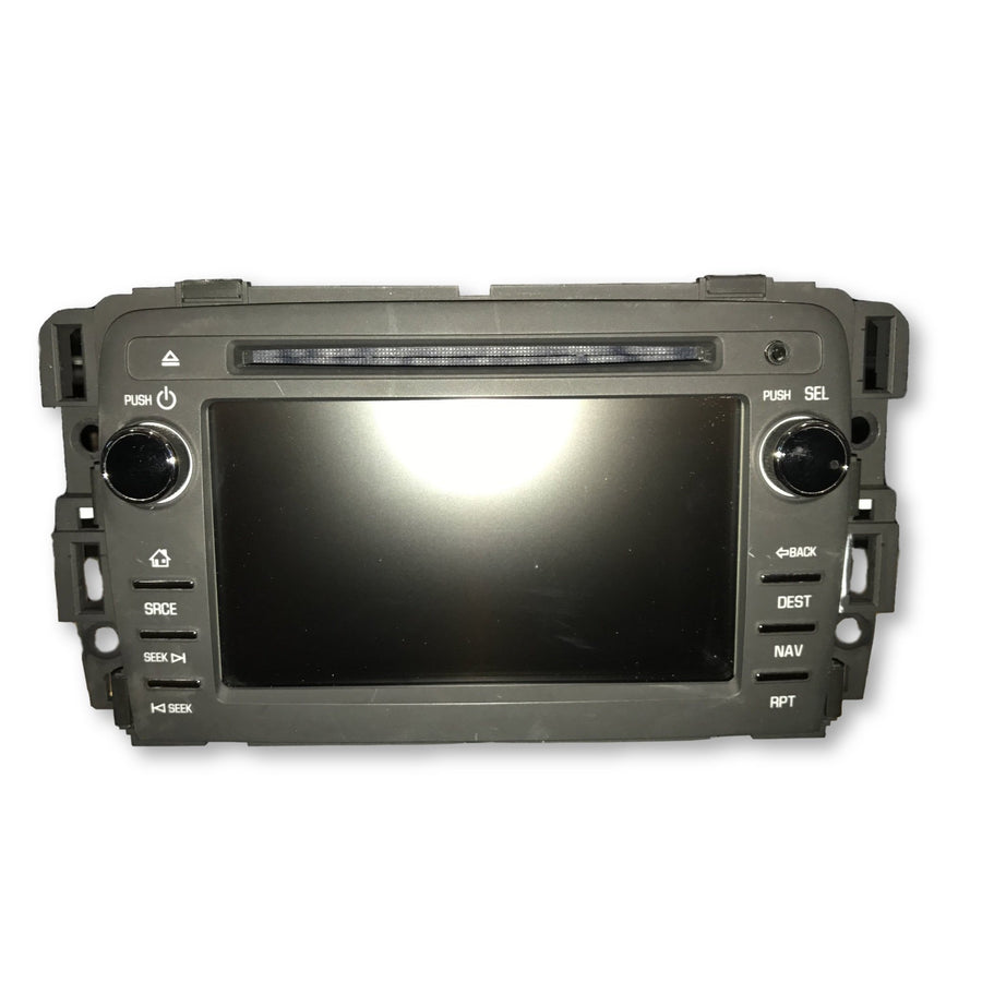 Buick Chevrolet GMC Delphi Mylink Radio CD DVD Mechanism DVD-V7 - Factory Radio Repairs