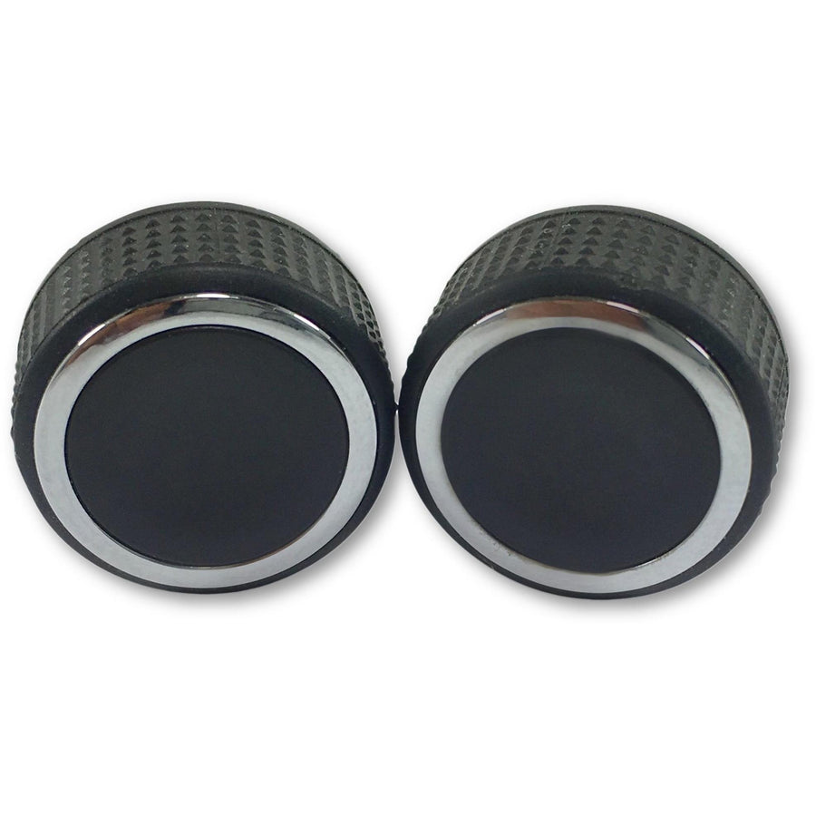 Buick Chevrolet GMC Delphi Navigation Radio Knob Set (2008-2012) - Factory Radio Repairs