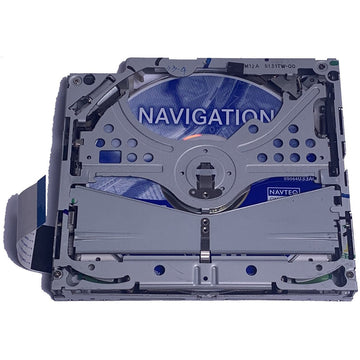 REC REJ Navigation Radio Replacement Map DVD Mechanism - Factory Radio Repairs