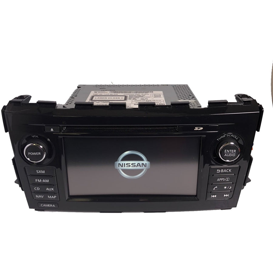 Nissan Connect 7 inch Replacement LCD with Touchscreen LQ070Y5DG36 - Factory Radio Repairs
