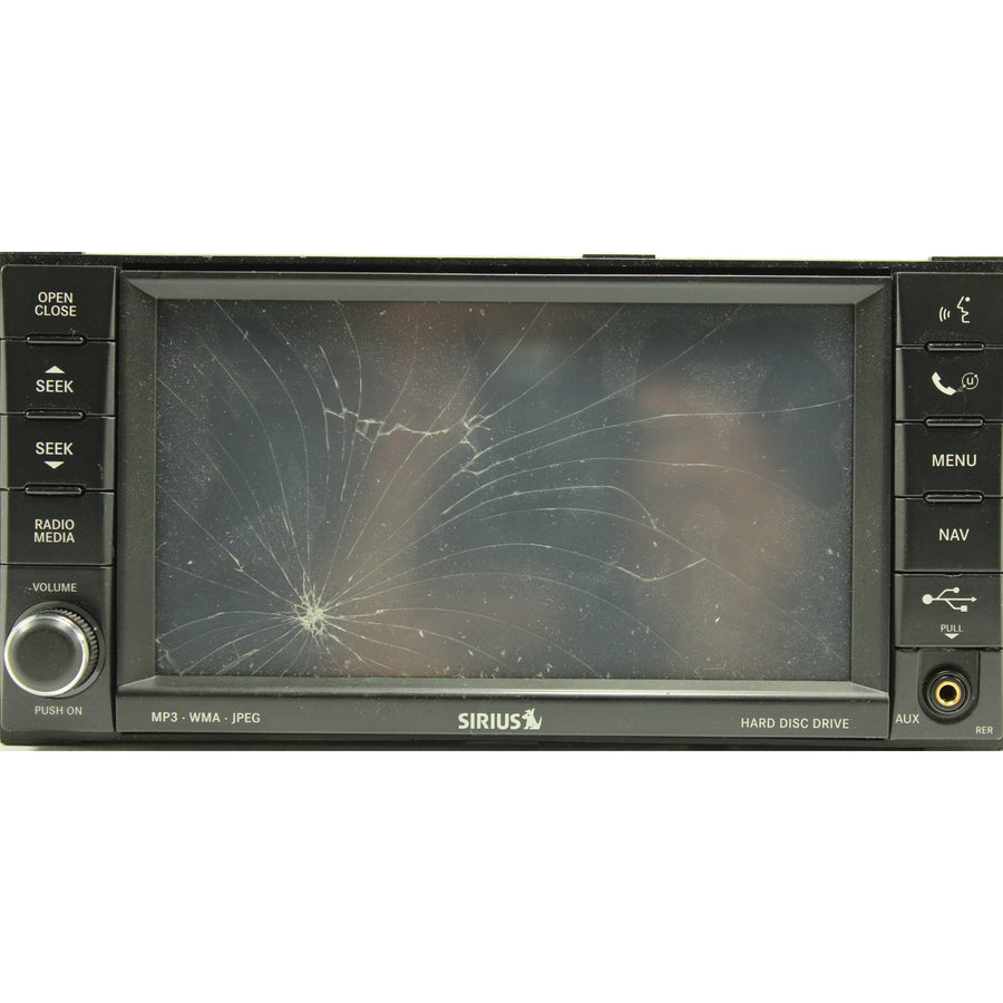 730N RER RHR and 430 REN Uconnect Mygig Radio Touchscreen LQ065T5DG02 - Factory Radio Repairs