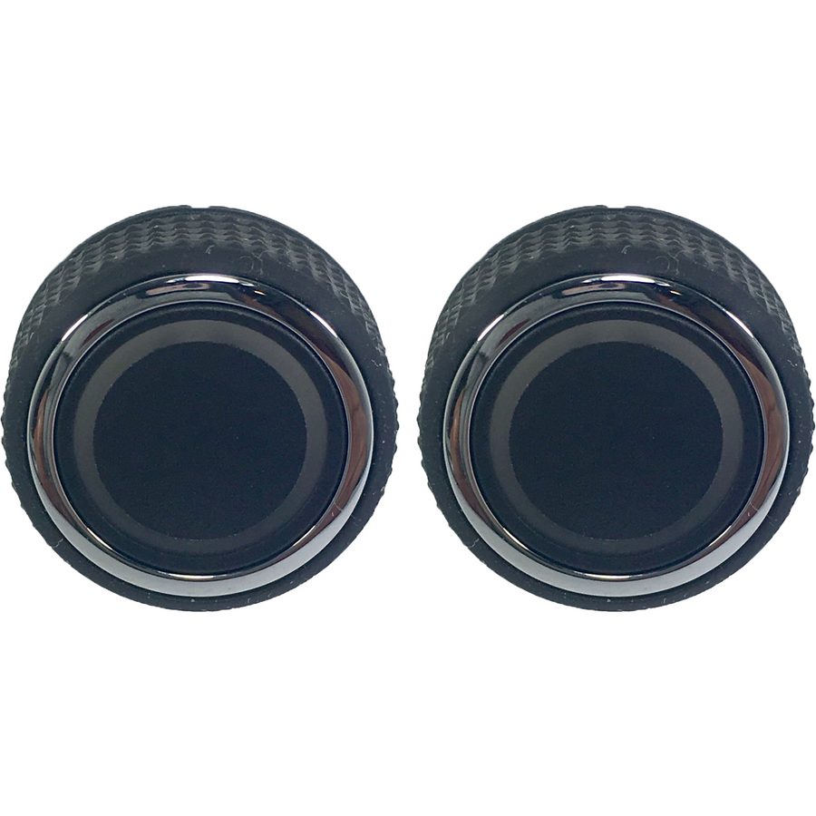 Chevrolet Hummer GMC Denso Radio Replacement Knob Set - FRR
