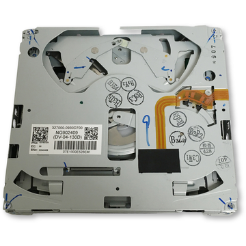 430 REN Uconnect Mygig Radio CD DVD Mechanism - FRR