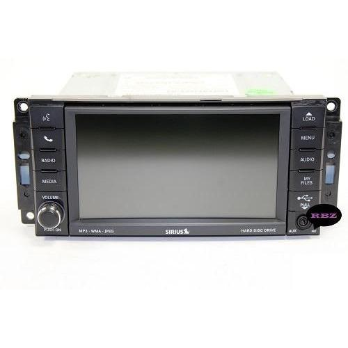 430 RBZ and 430N RHB Uconnect Mygig Radio Replacement LCD with Touchscreen - Factory Radio Repairs