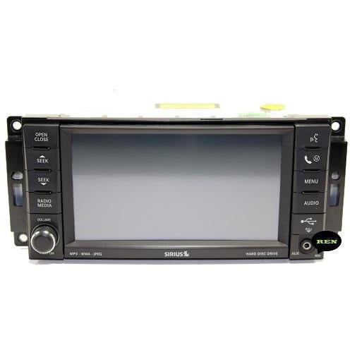430 REN and 730N RER RHR Uconnect Mygig Radio Touchscreen Door Assembly - FRR