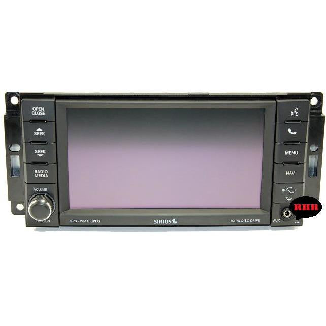 730N RER RHR and 430 REN Uconnect Mygig Radio Replacement Touchscreen - FRR