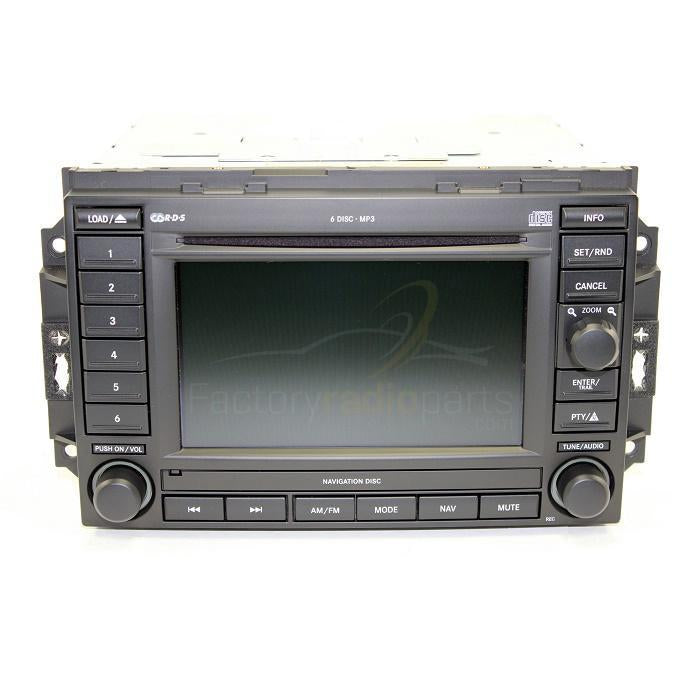 REC REJ Navigation Radio Replacement Map DVD Mechanism - FRR