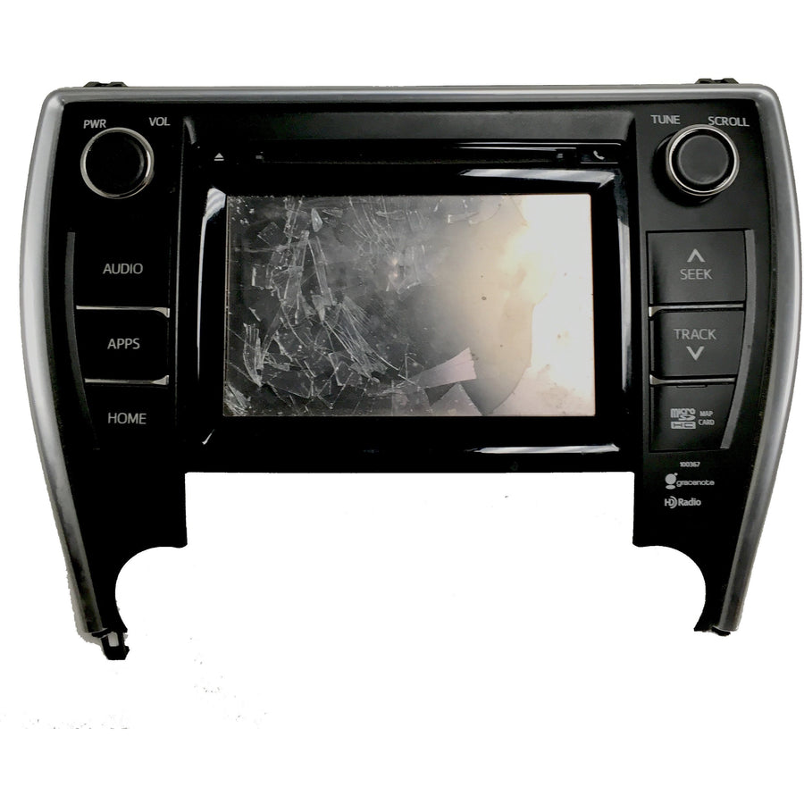 Toyota Camry Fujitsu Ten 7 inch Replacement Touchscreen - FRR