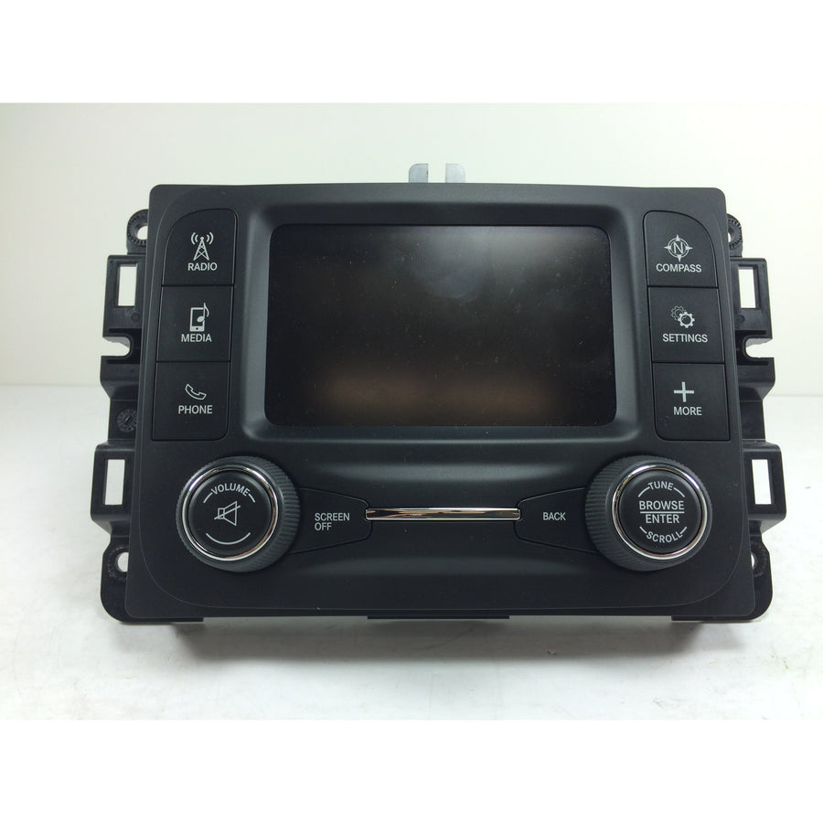 Uconnect 5.0 RA2 VP2 Radio Replacement LCD with Touchscreen LQ050T5DW02 - Factory Radio Repairs