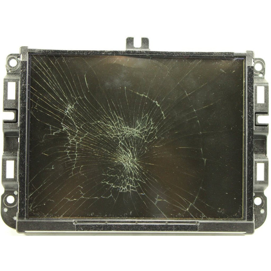 Uconnect 3C with 8.4 inch Screen VP3 and VP4 Radio Replacement LCD and Touchscreen - Factory Radio Repairs