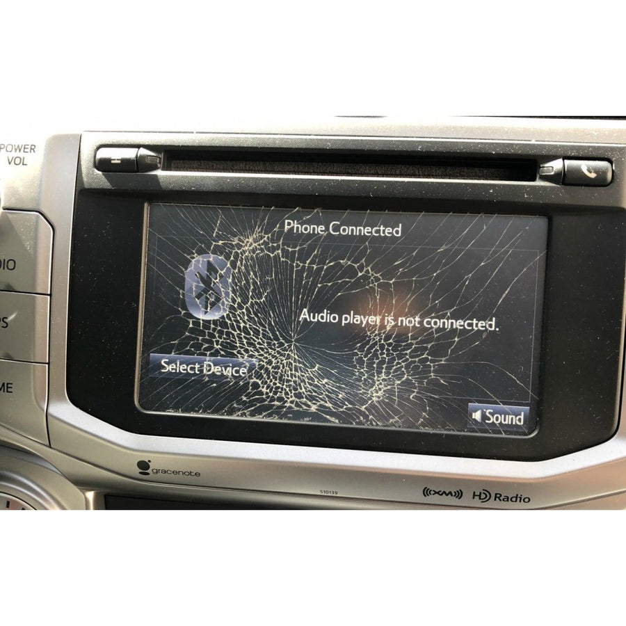 Toyota 4runner Entune 2.0 6.1 inch Replacement Touchscreen - FRR