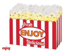 Specialty Basket without Nuts - Popcorn Creations