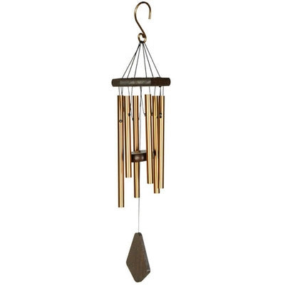 Natures Melody Bronze Look Wind Chime (60cm)