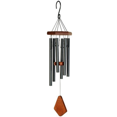 Natures Melody Premiere Black Wind Chime (60cm)