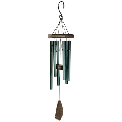 Natures Melody Forest Green Wind Chime (60cm)