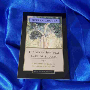 The Seven Spiritual Laws of Success Pocket Guide Book