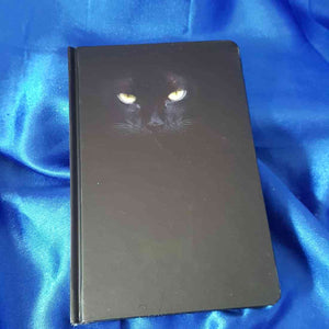 Cats Eyes Unlined Journal