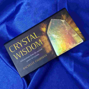 Crystal Wisdom Mini Affirmation Card Deck