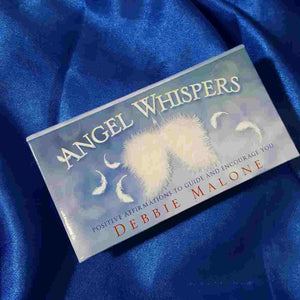 Angel Whispers Mini Affirmation Cards
