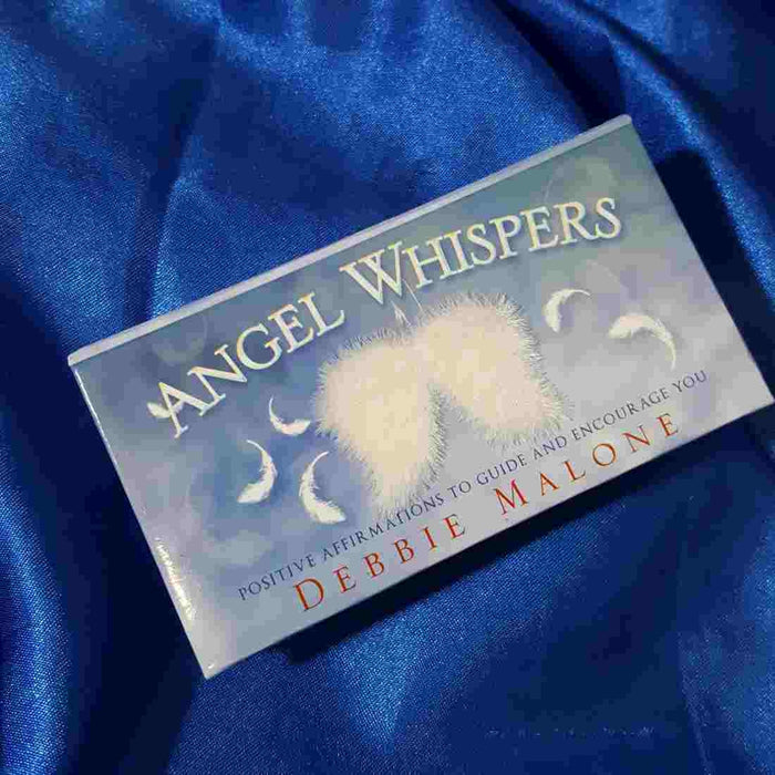 Angel Whispers Mini Affirmation Cards (approx. 11x6cm)