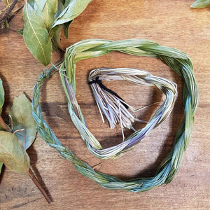 Sweetgrass Braid (Canadian)