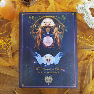 The Dreamers Story Tarot Journal