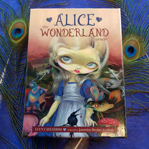 Alice in Wonderland Oracle Cards