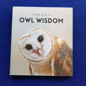 A Little Book of Owl Wisdom