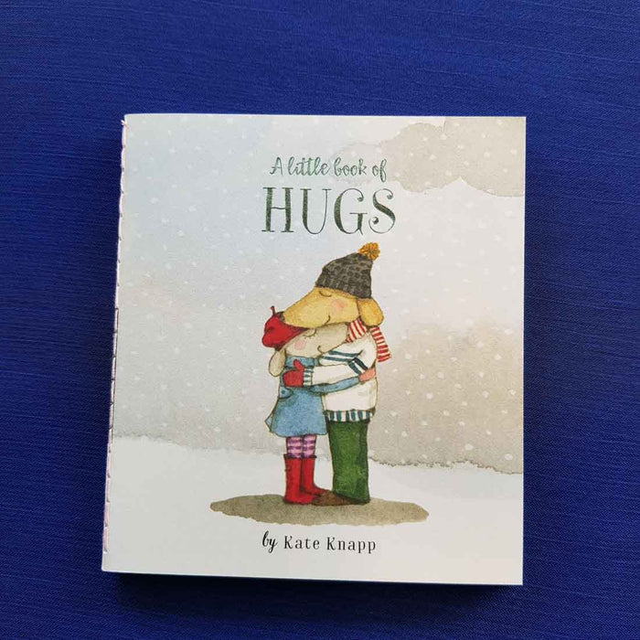 A Little Book of Hugs (approx. 8.5x9.5cm)