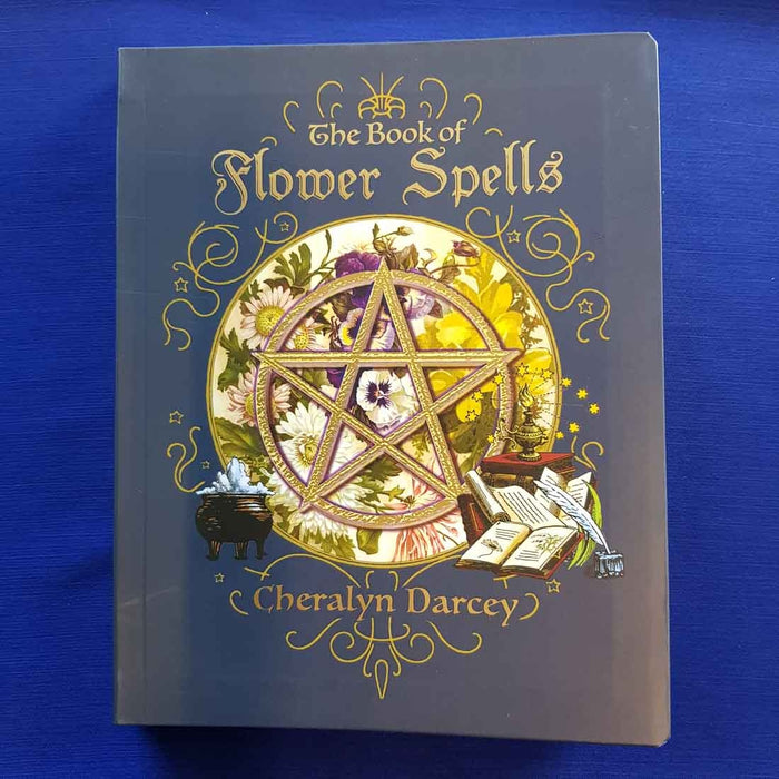 The Book of Flower Spells.