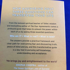The Three Questions (how to discover and master the power within you)