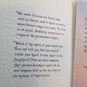 Deepest Sympathy You Have Lost Someone So Special Greeting Card