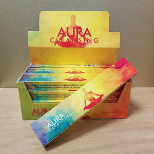 Aura Cleansing Natural Incense
