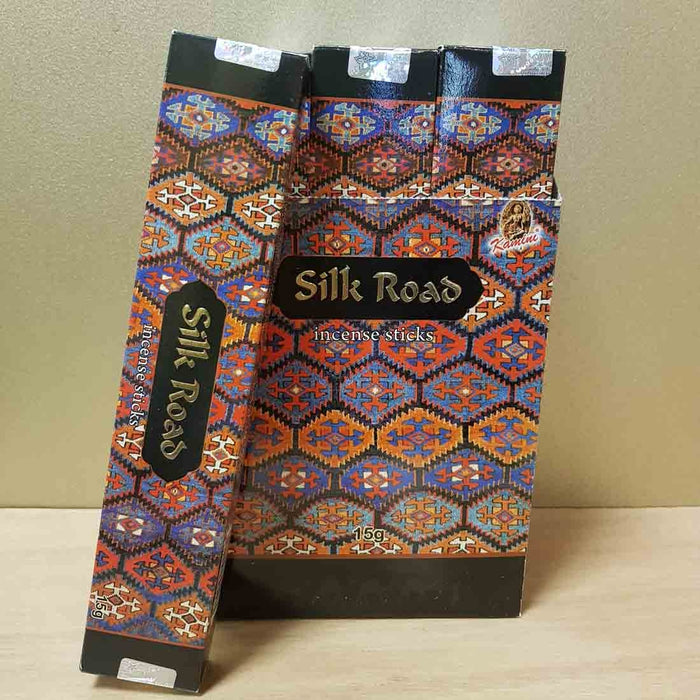 Silk Road Incense (Kamini 15gr)