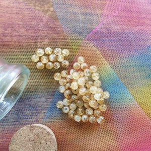 Citrine Bead (6mm)