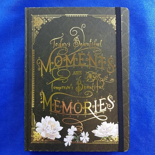Todays Beautiful Moments Journal