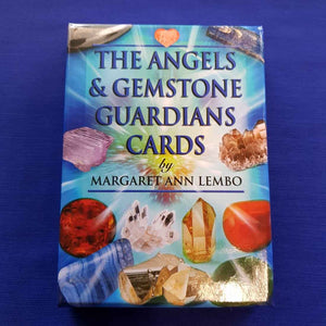 The Angels & Gemstones Guardians Cards