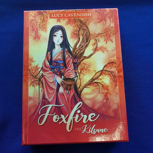 Foxfire the Kitsune Oracle Card Deck