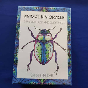 Animal Kin Oracle Cards