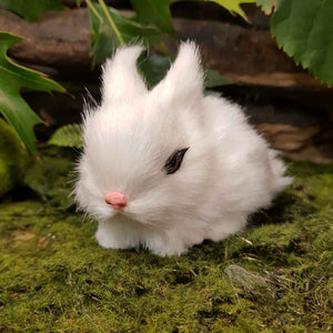 Rabbit (white medium)
