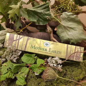 Mother Earth Masala Incense (Green Tree 15gr)