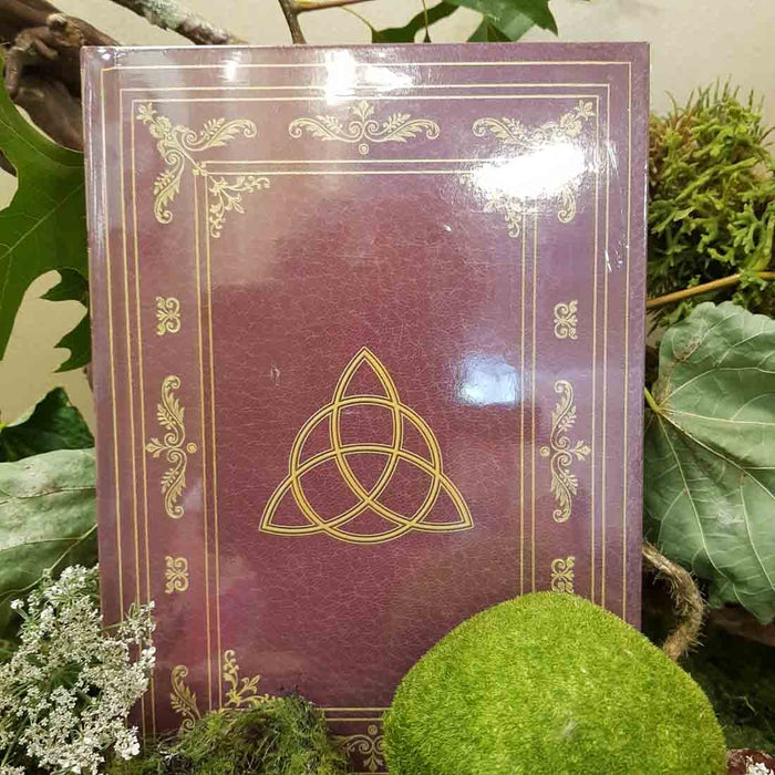 Wiccan Journal. (unlined)