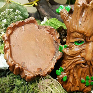 Tree Man Incense Holder. (from the Lisa Parker range. approx 11x75cm)